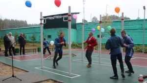В брянском Сельцо 31 октября открыли тропу здоровья