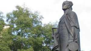 Памятник поэту Федору Тютчеву установят в Рузе