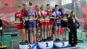 Восемь медалей завоевали брянские силачи на состязаниях по пауэрлифтингу
