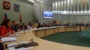 Открылся форум молодёжи Брянской и Могилёвской областей