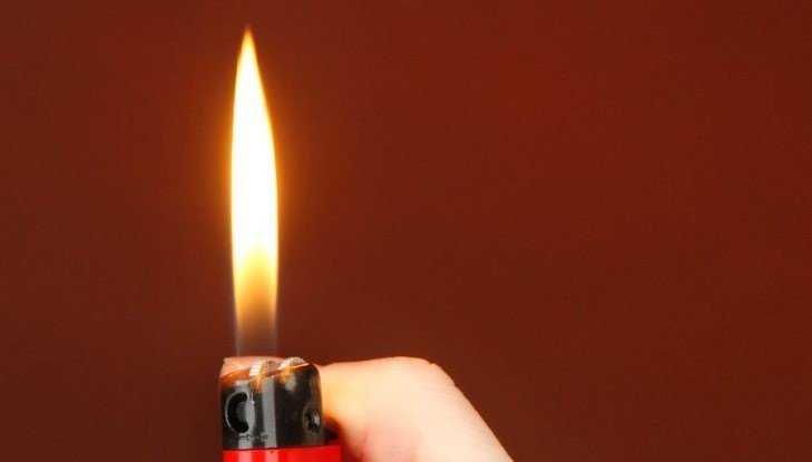 В Брянске задержали устроившую поджог на кладбище пьяную женщину