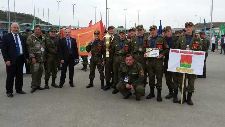 Брянские школьники-патриоты завоевали в Гудермесе 200 тысяч рублей