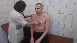 Террорист Олег Сенцов прекратил мифическую голодовку