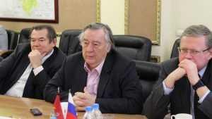 Писатель Проханов побывал в Брянске в поисках русской мечты