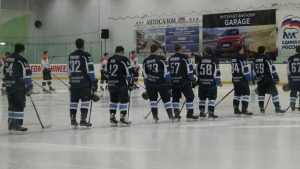 Брянские хоккеисты проиграли дома две игры воронежской «Россоши»