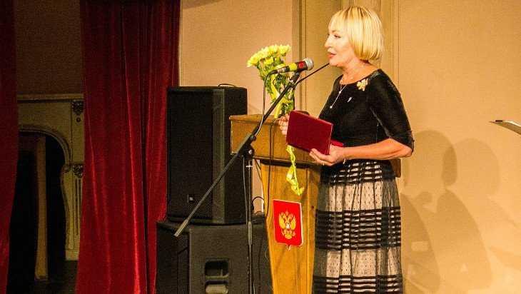 Брянский рентгенолог Елена Шилина стала заслуженным врачом России