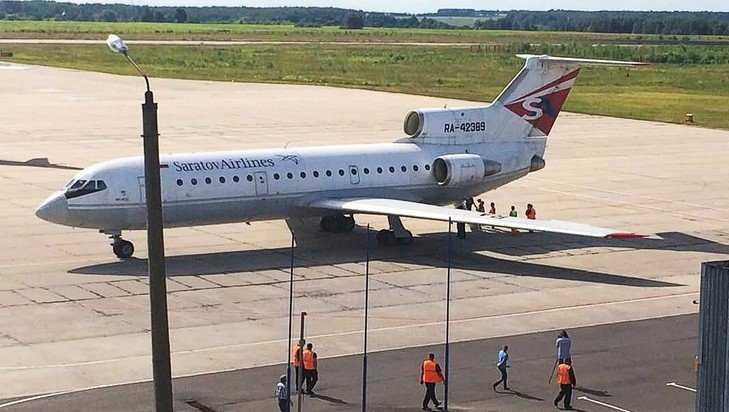 Брянские пассажиры подали в суд на компанию «Саратовские авиалинии»