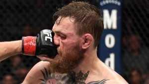 Российский боец Нурмагомедов задушил ирландского выскочку Макгрегора