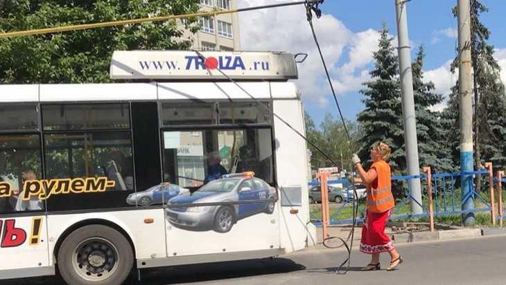 В Брянске изменились маршруты троллейбусов 9 и 11