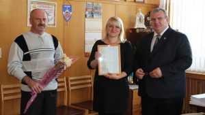 Брянским чернобыльцам вручили жилищные сертификаты