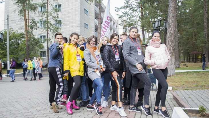Брянский студенческий актив отучился в Жуковском санатории