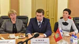 Юрий Клюев станет новым директором Брянского городского лицея № 1