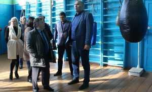 В Унече депутат Государственной Думы Валуев провел прием граждан