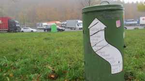 В Брянской области установят новый тариф на вывоз мусора