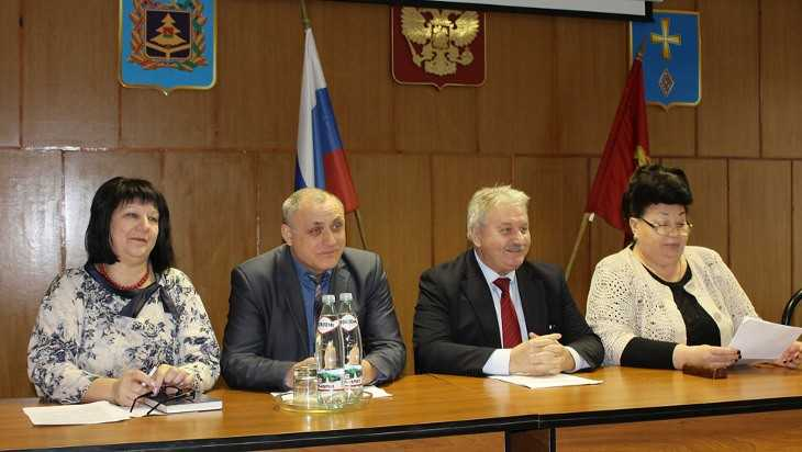 Самые эффективные брянские чиновники оказались в Погарском районе