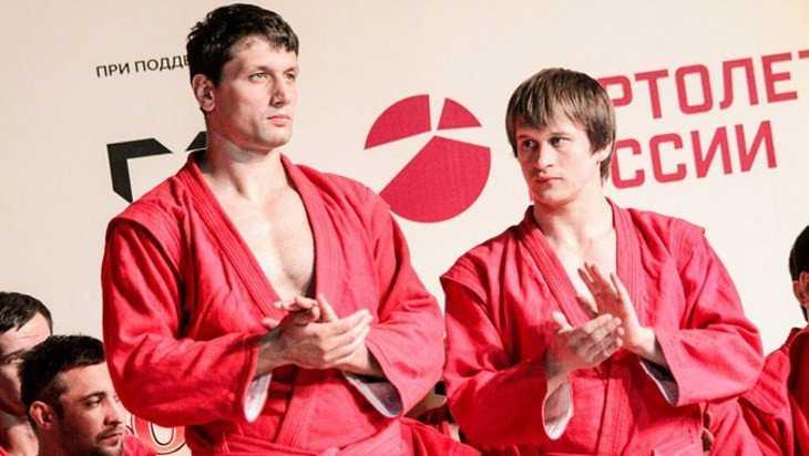 Братья-самбисты Осипенко взяли «серебро» и «бронзу» в Казани