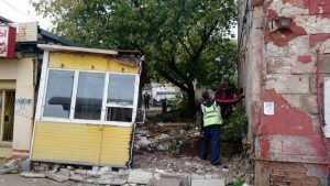 В Брянске с начала 2018 года снесли 258 ларьков