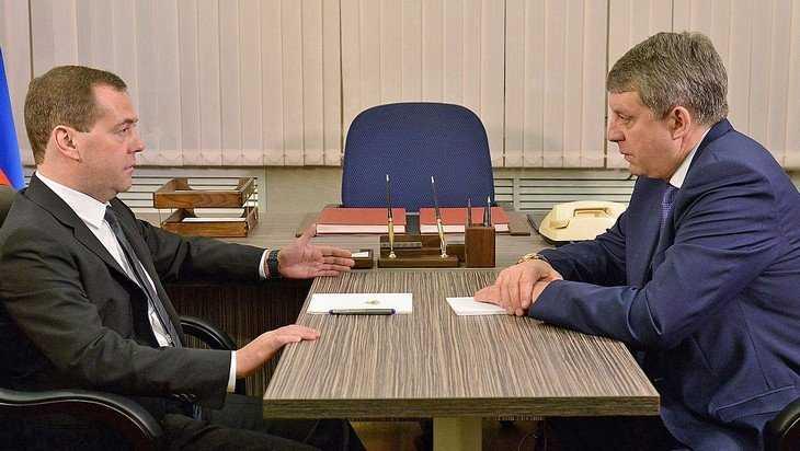 Медведев поддержал просьбу брянского губернатора о детской поликлинике
