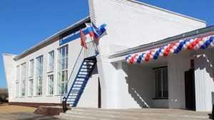 В Клетнянском районе открыли обновленный дом культуры