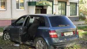 В Брянске вандалы распотрошили очередной автомобиль