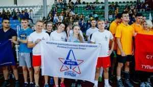 Брянских студентов наградили на слёте бойцов студотрядов в Воронеже