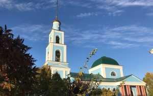 В брянском монастыре Площанская пустынь восстанавливают соборный храм