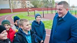 Брянцы поздравили с днем рождения волгоградского губернатора Бочарова