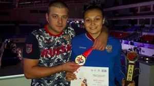 Брянская самбистка завоевала «золото» первенства мира в Тбилиси