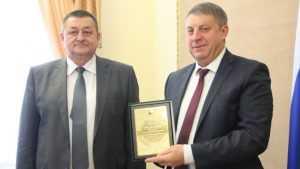 Брянская область установила рекорд российской выставки «Золотая осень»