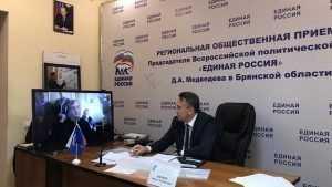 Михаил Иванов провёл тематический приём граждан посредством видеосвязи