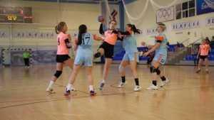 Гандболистки брянского «Сокола» остались в первой лиге России