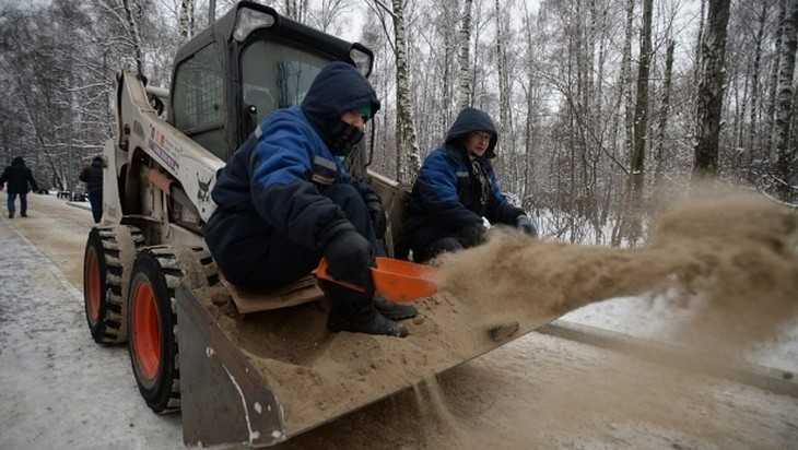 Зимой на брянские дороги выйдут антиснежные патрули