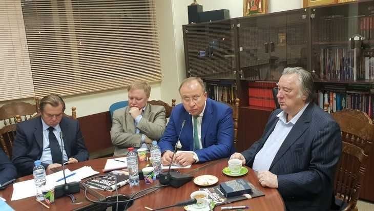 Изборский клуб: «В поисках русской мечты и образ будущего»