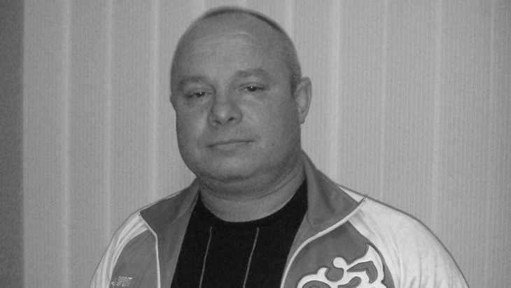 В Брянске скончался мастер спорта СССР по вольной борьбе Геннадий Космядинский