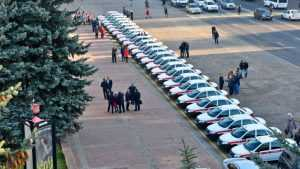 Брянские медучреждения получили 25 новых машин скорой помощи