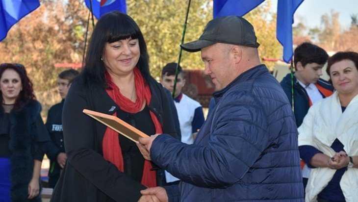 В Красной Горе за 2,5 миллиона рублей благоустроили три двора