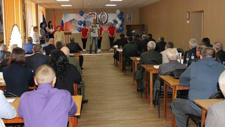Школа № 1 ДОСААФ Брянска отметила 70-летний юбилей