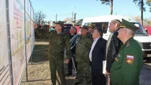 В Брянской области разместят ещё одну воинскую часть
