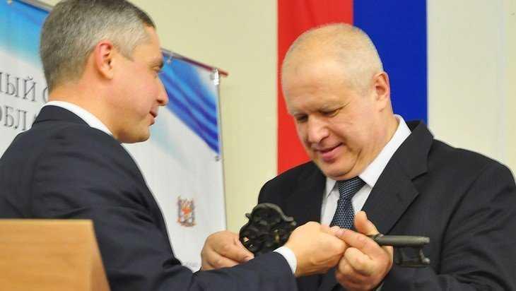 Евгений Егоров назначен Председателем Арбитражного суда Брянской области