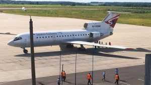 Брянец взыскал с авиакомпании за отмененные рейсы в Крым 22 тысячи