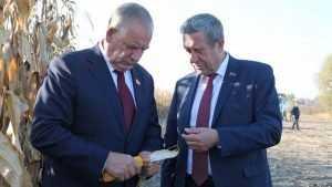 Сенаторов Совета Федерации впечатлили успехи брянских аграриев