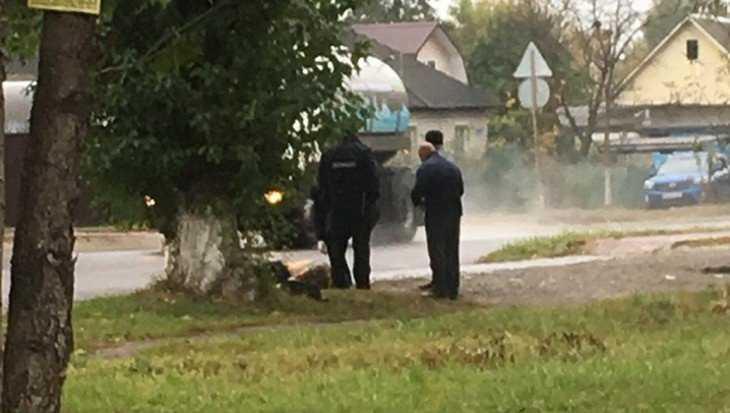 В Брянске на улице Почтовой обнаружили труп мужчины
