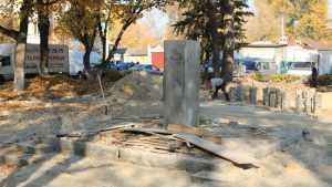 В Бежице в сквере Морозова перенесут памятник конструктору Т-34