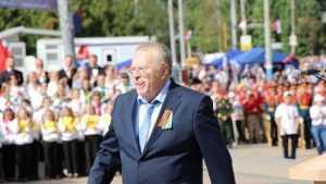 Жириновский рассказал о ребрендинге ЛДПР