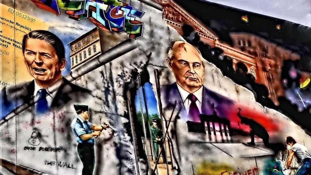 Горбачев раскритиковал выход США из договора РСМД