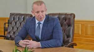 Брянский губернатор Богомаз встретился с новым директором стальзавода