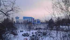 Брянцев предупредили о 8-градусном морозе и гололёде 22 ноября