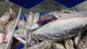 В Брянске выявили зараженную опасными микробами рыбу