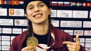 Брянская студентка Алина Карасёва стала чемпионкой мира по хип-хопу