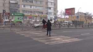 Перенос пешеходного перехода у остановки «Брянск-II» возмутил горожан